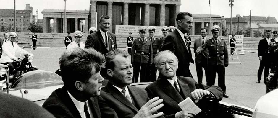 John F Kennedy History Sendungen Staffel 1 Das