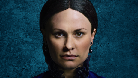 Roots History Anna Paquin gross