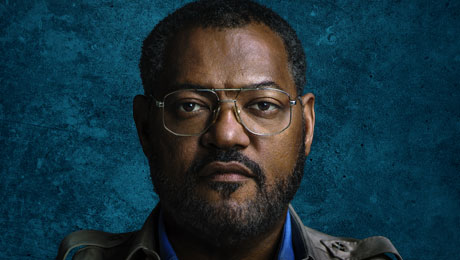 Roots History Laurence Fishburne gross