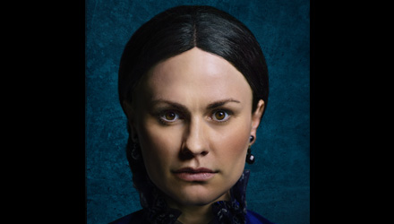 Roots History Anna Paquin